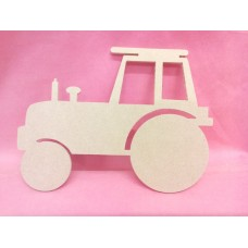 4mm MDF Tractor 200mm